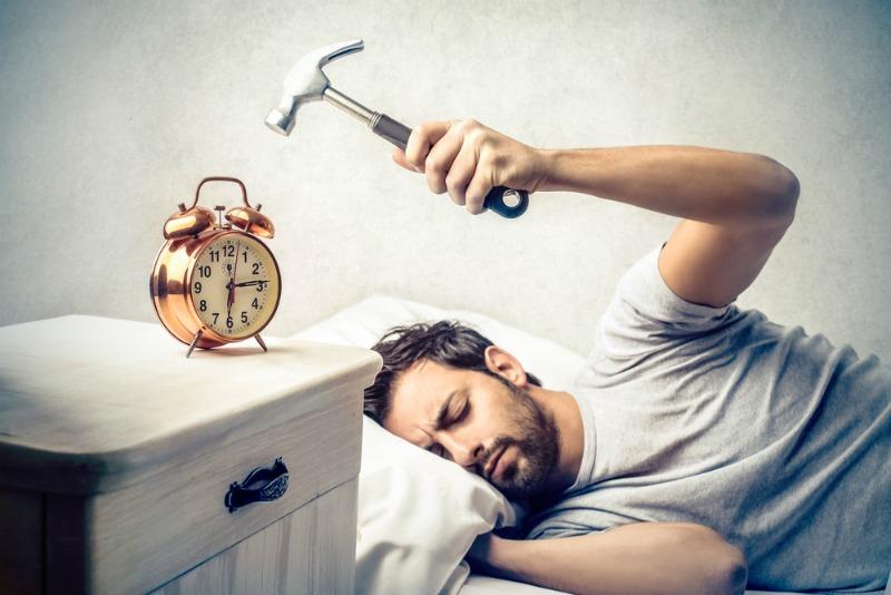 como levantarse mas temprano